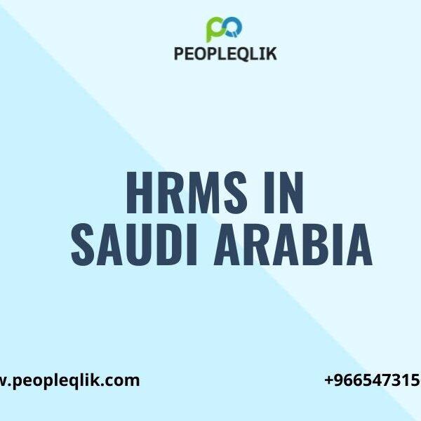 HRMS in Saudi Arabia